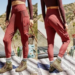 NWT Free People Take A Hike Harem Pants
